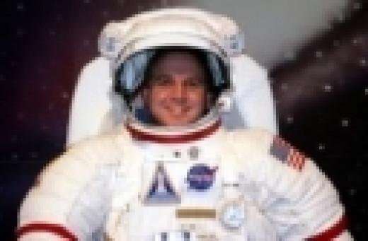 Astronauts use Rebounders