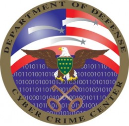 Official seal of the Department of Defense Cyber Crime Center