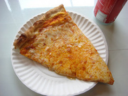 Classic New York Pizza Slice