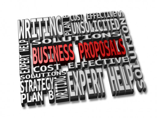 A Business Proposals Mosaic