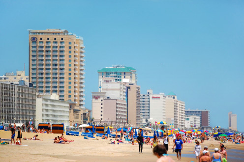 Virginia Beach Waterfront