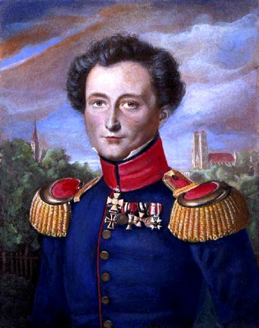 Carl von Clausewitz (1780-1831). Clausewitz joined the army at age 13 and served until his death.