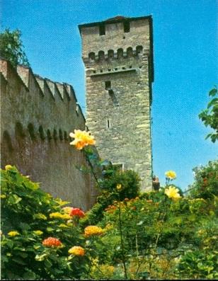 Lucerne Castle