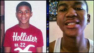 A MORE RECENT PHOTO OF TRAYVON MARTIN FROM HIS FACEBOOK.