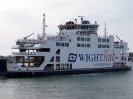Isle of Wight Ferries.