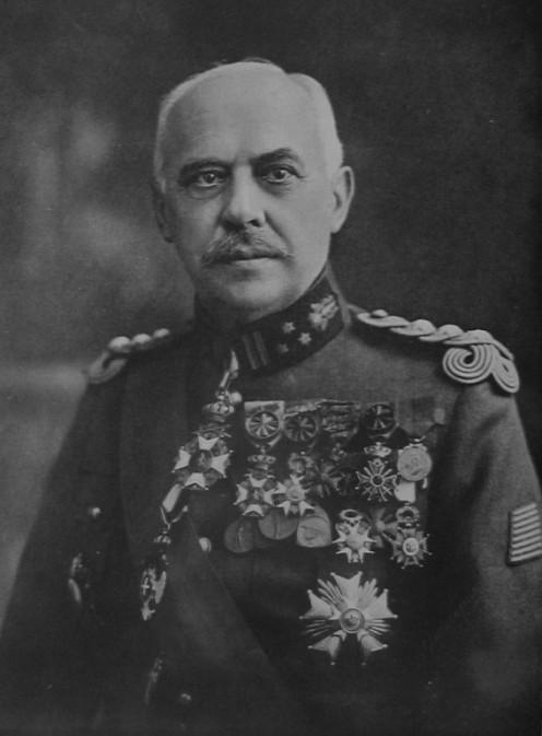 Lieutenant General Hermann Baltia 1922