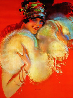 The Pin Up Art of Rolf Armstrong