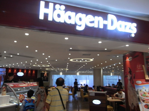 Haagen-Daz Ice Cream was a name created by its founder, Reuben Mattus.
