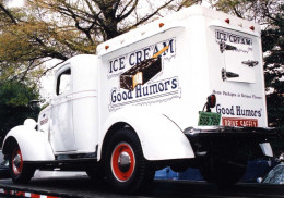 For decades Good Humor visited neighbors and delighted children and adults with their delicious ice cream.