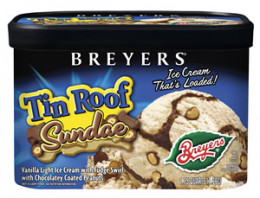 Breyers Ice Cream began during the time of the Civil War.