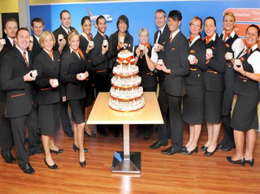 Luton Airport celebrate 75 years today 16/07/2013