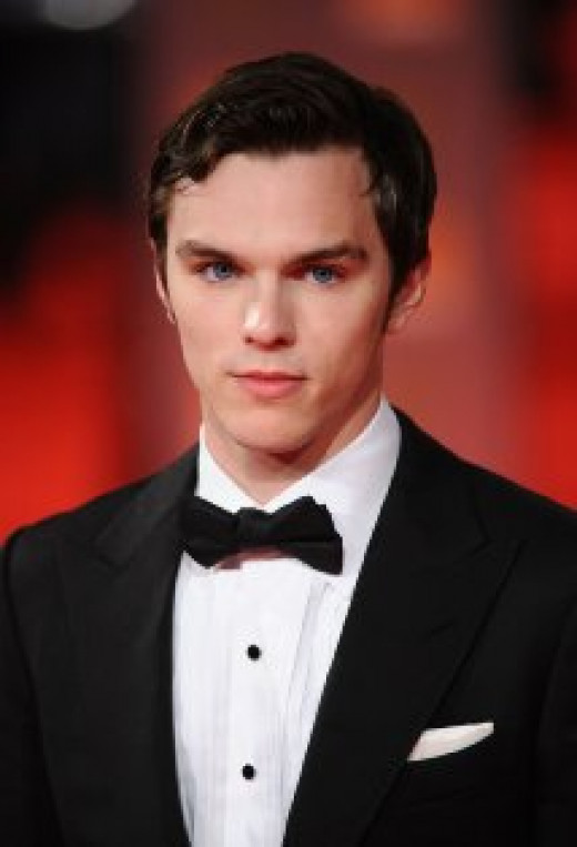 Nicholas Hoult, also known for being in the Films: X-Men: First Class (2011), About a Boy (2002) and Jack the Giant Slayer (2013).