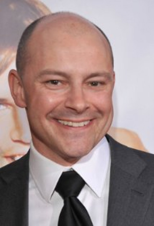 Rob Corddry, also known for being in the Films: Harold & Kumar; Escape from Guantanamo Bay (2008), and What Happens in Vegas (2008).