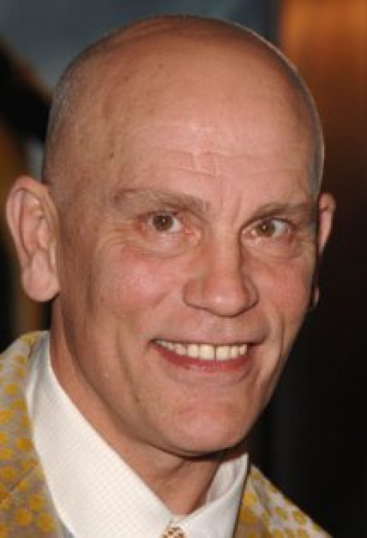 John Malkovich, also known for being in the Films: Empire of the Sun (1987), Dangerous Liaisons (1988) and Burn After Reading (2008).
