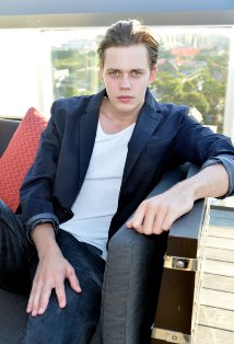 Bill Skarsgård, also known for being in the Films: Simple Simon (2010), Simon & the Oaks (2011), and Behind Blue Skies (2010).