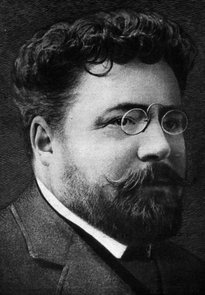 1907 photograph of Gaston Leroux
