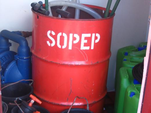 Shipboard Oil Pollution Emergency Plan (SOPEP)