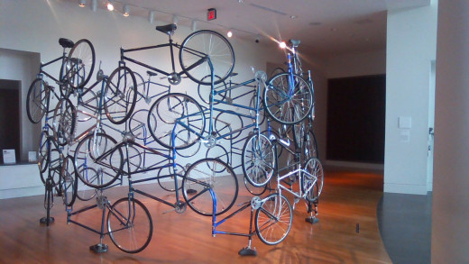 Bicycles Built For Whom?