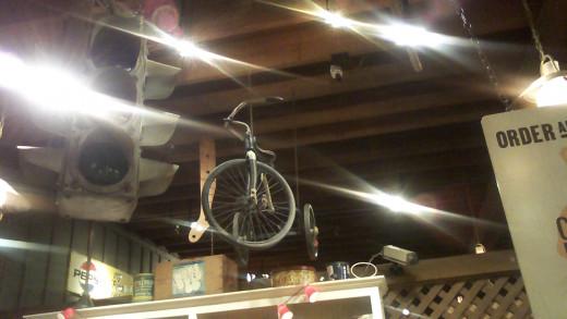 Exercise Bike for the Little Tike