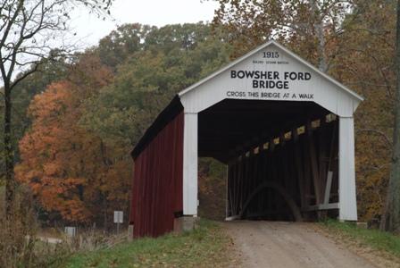 Bowsher Ford Bridge