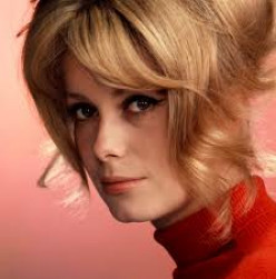 Catherine Deneuve - perfect but remote beauty