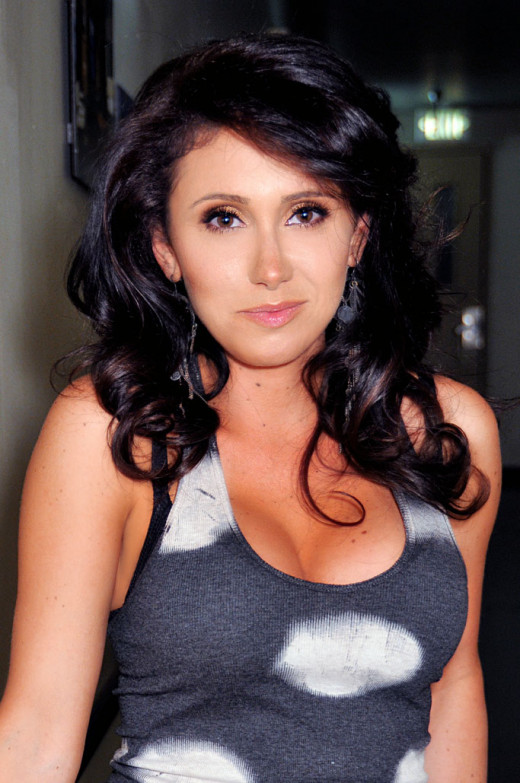 Jenn Sterger in Hollywood, California (May 2013)