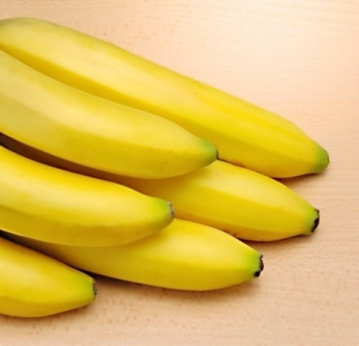 Bananas contain inulin.