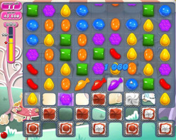 Candy Crush Saga - Problem with Unlocking Levels