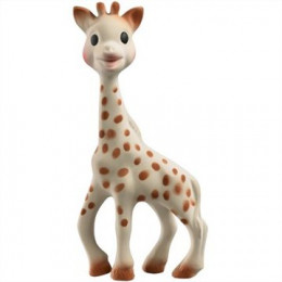 Loveable and squeezable Sophie the Giraffe has been around for 45 years!