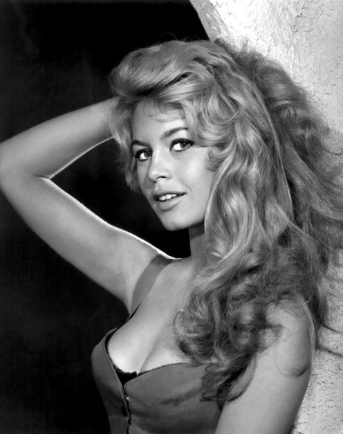 Queen of the sex kittens, Brigitte Bardot