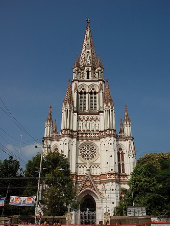 St. Lourd's Church, Trichy