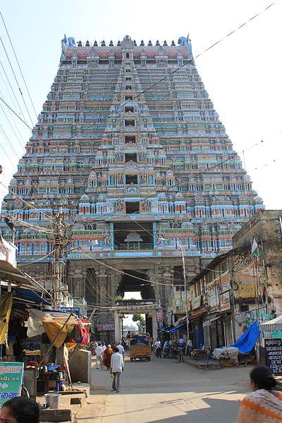 Sri Ranganathan Temple, Srirangam, Trichy.