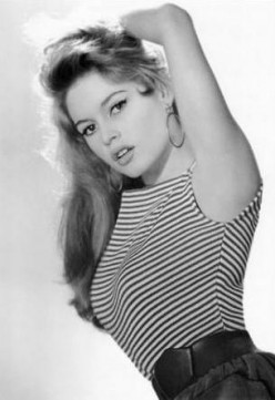 Brigitte Bardot in the early 60s