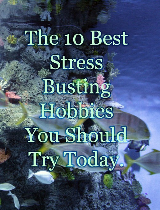 Great Stress Relieving Activities