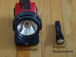 Looking For The Brightest LED Tactical Flashlight? Streamlight Protac Tactical LED Flashlight Reviews