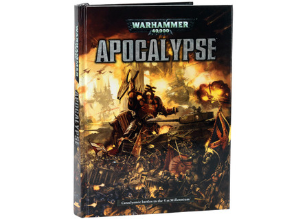 New Apocalypse Formation List and Rules