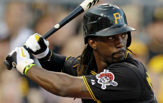 McCutchen leads a slew of promising young stars that have powered the Pirates' increasing success over the last 3 seasons.