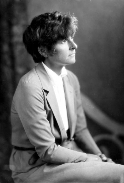 Brenda Ueland in 1938