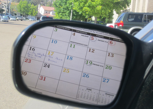 Will letter carriers soon be looking at rotating days off in the rear-view mirror?  Is Saturday delivery dead?