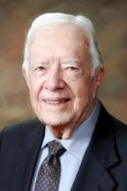 Former president Jimmy Carter says America's not a 'functioning democracy'? What do you think?