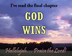 God Wins!