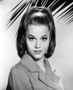 Jane Fonda, pre Roger Vadim