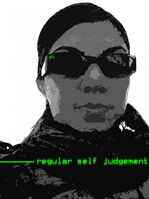 Judgement from deser-t  flickr.com