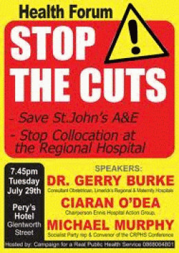 Cuts have annihilated some health services