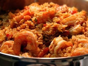 Creole jambalaya is one of the most used versions of jambalaya used today and this creole shrimp is one tasty treat that your family and friends will be asking your for more time after time so make enough for second helpings.