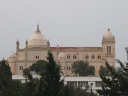 St. Louis Cathedral, Carthage, Tunisia