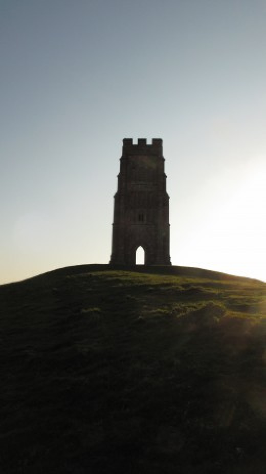 Evening at the Tor