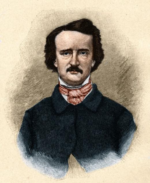 Edgar Allan Poe from Jorge Alberto  Flickr.com