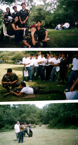 My Coaching Styles was Greatly Influenced by Leadership Training in my ROTC Days.