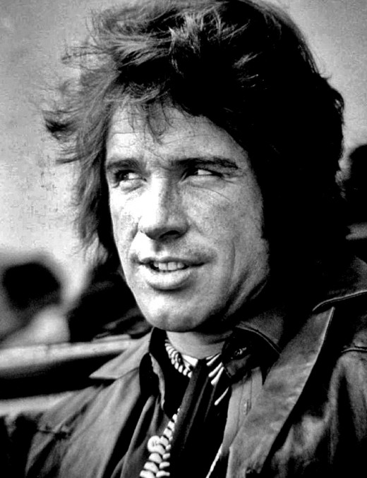 Warren Beatty plays Lyle Rodgers, in Ishtar.